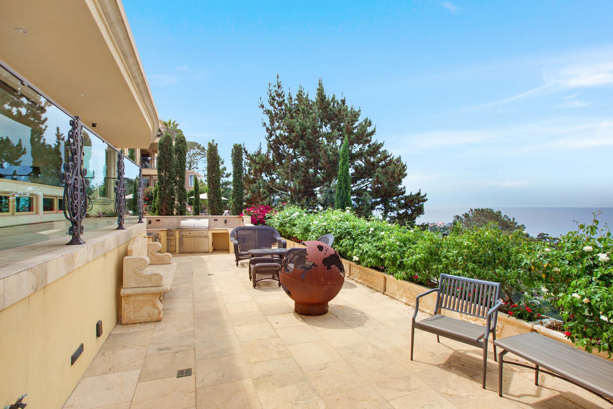 Pacific Ocean View Villa
