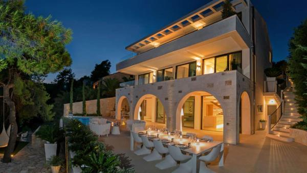 Villa Silvery Moon