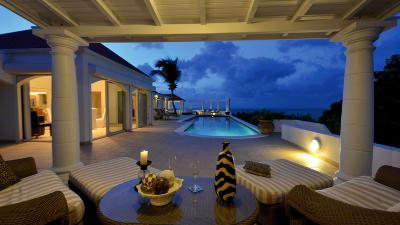Terrasse de Mer Villa