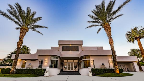 Las Vegas Luxury Villa