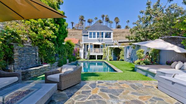 Los Angeles Luxury Beach Retreat