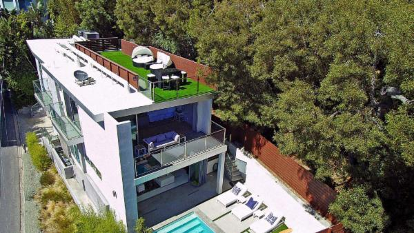 Hollywood Luxury Retreat