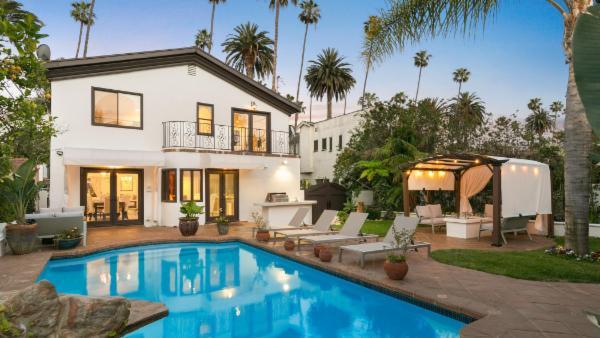 Beverly Hills Rodeo Villa
