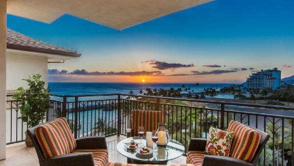 Hale Leilani Ko Olina Beach Villa: B-708: