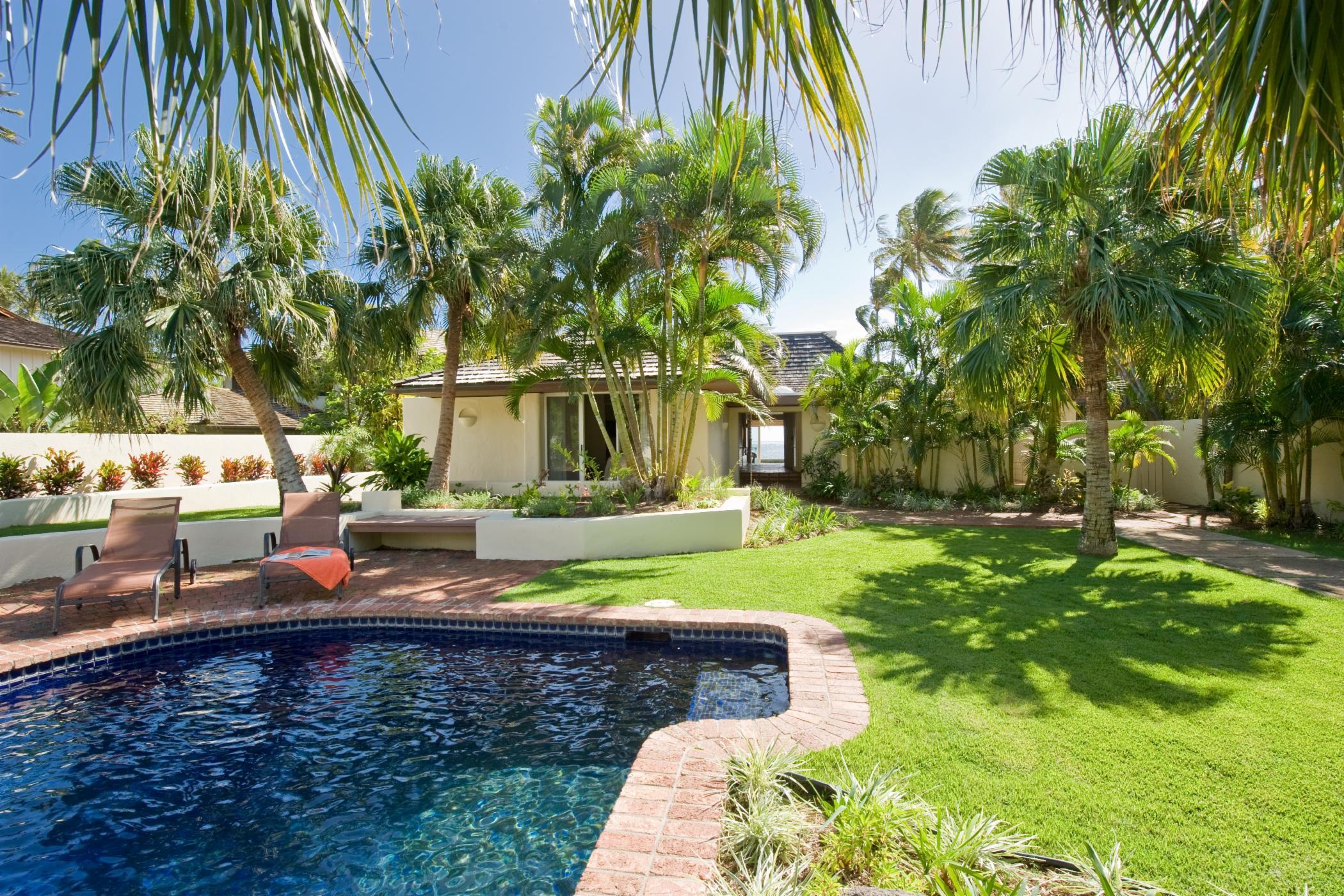East Oahu Oceanfront Jewel