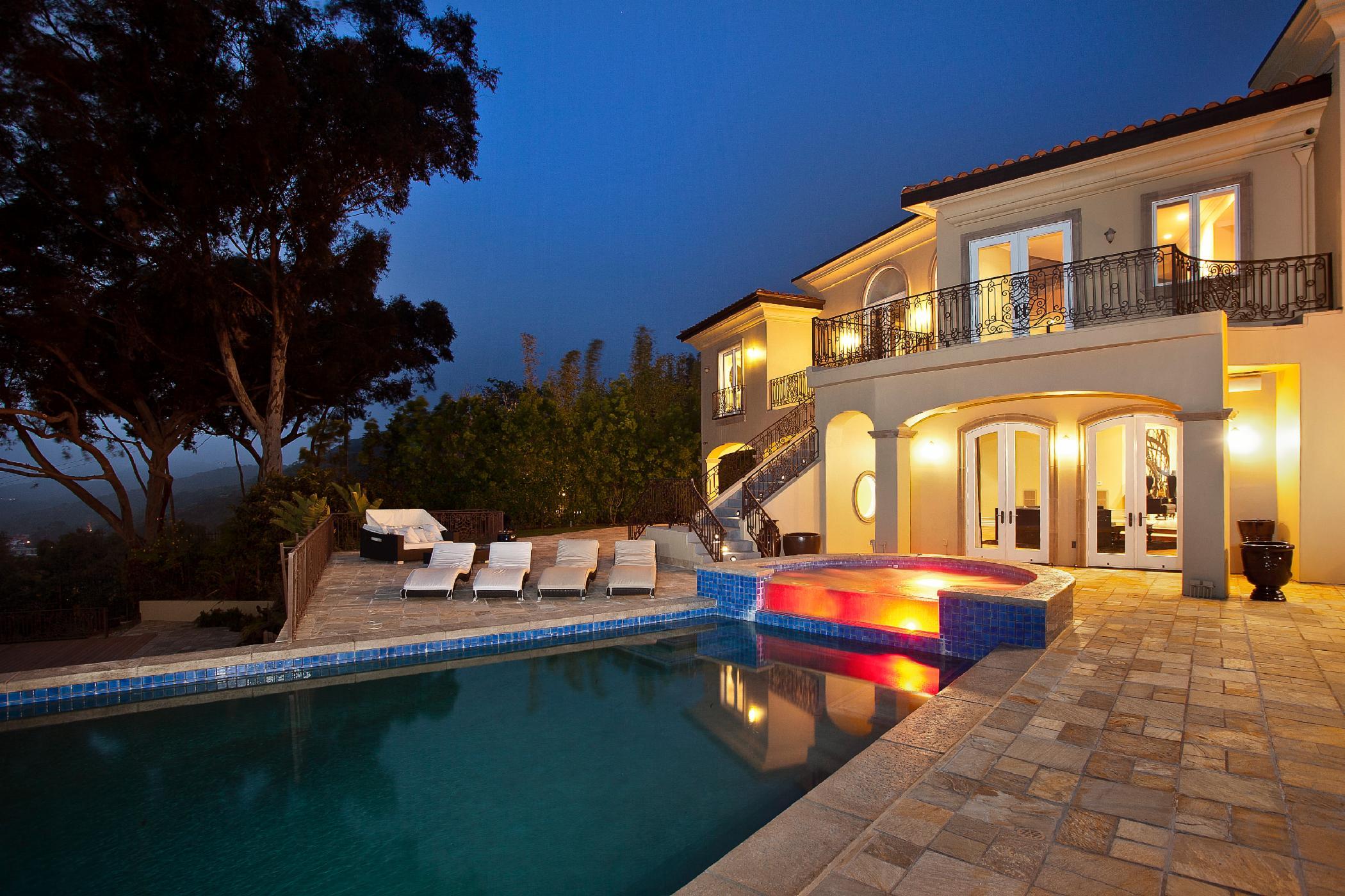 Beverly Hills Villa