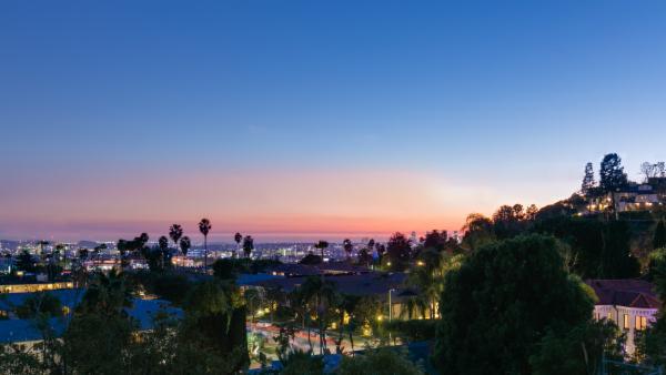 Sensational Sunset View