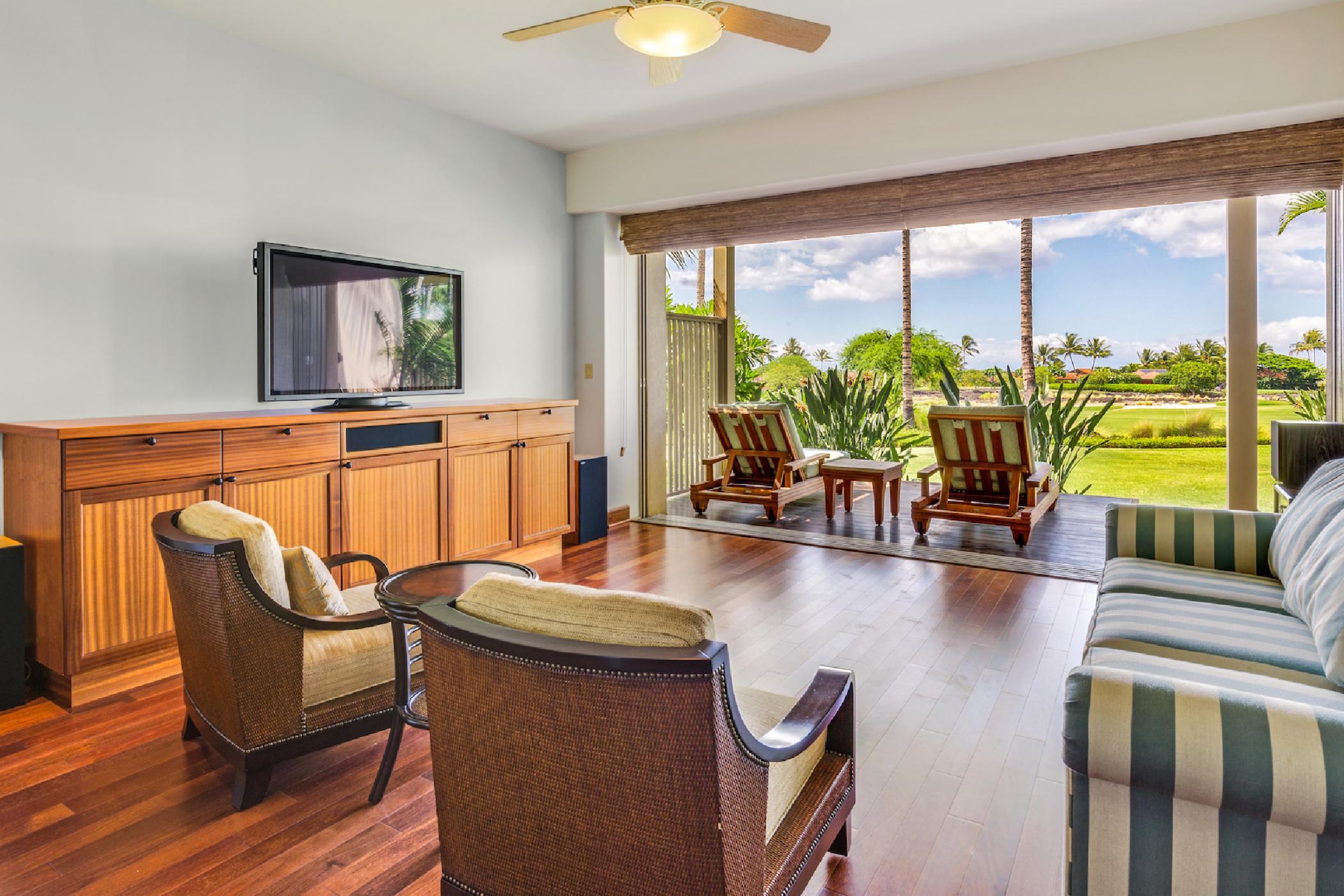 3BD Ka'Ulu (109B) at Four Seasons Resort Hualalai