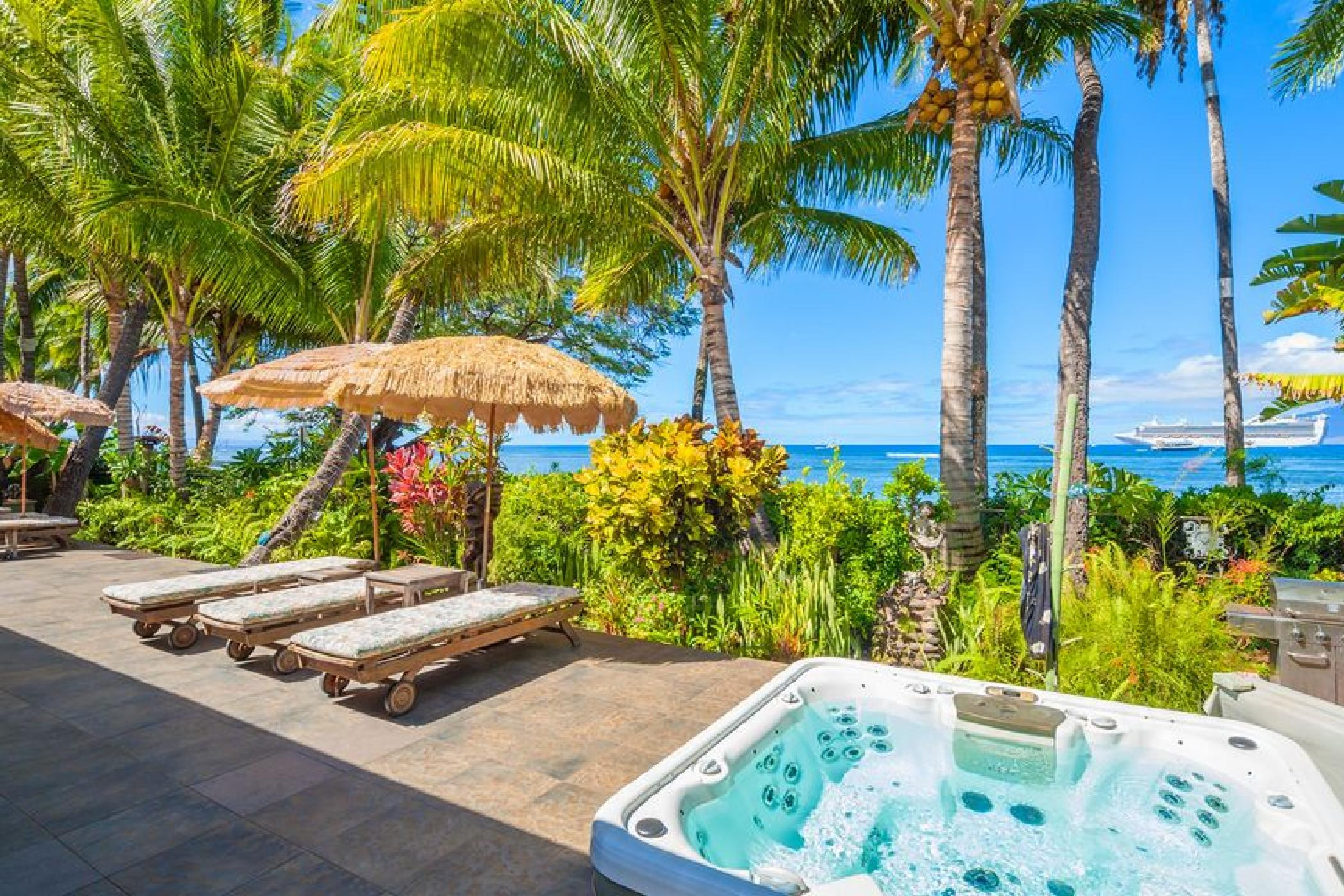 Maui Sandy Beach
