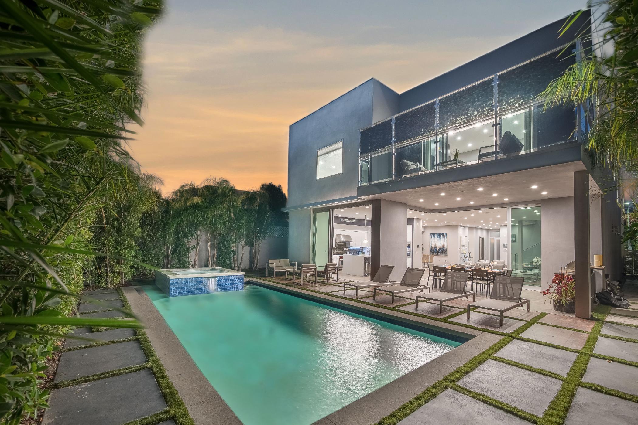 Beverly Grove Luxury Villa