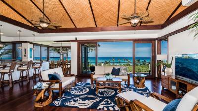 Lanikai Ocean View Villa