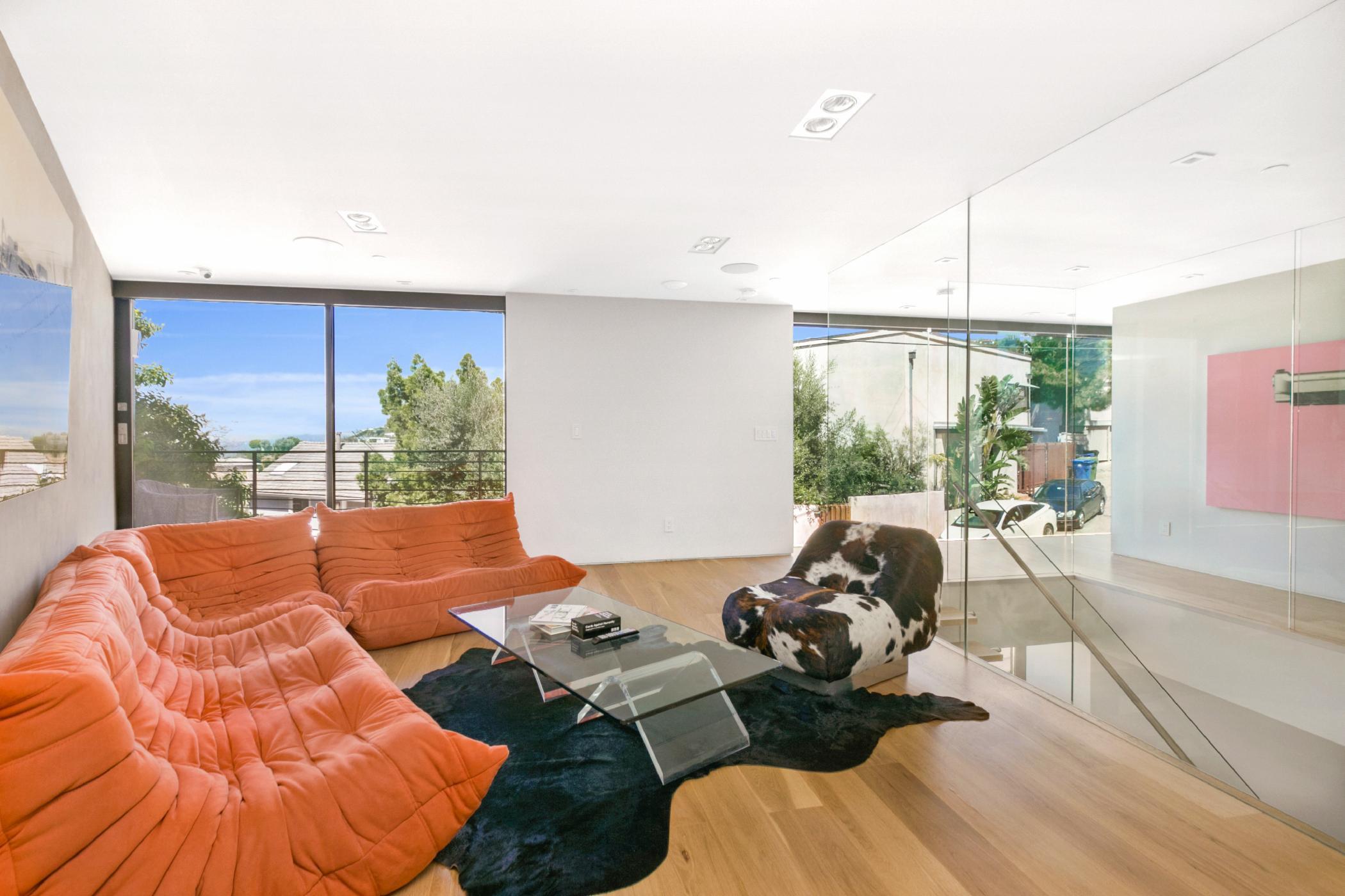 Hollywood Modern View Estate