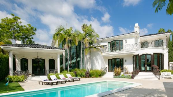 California Contemporary Mediterranean