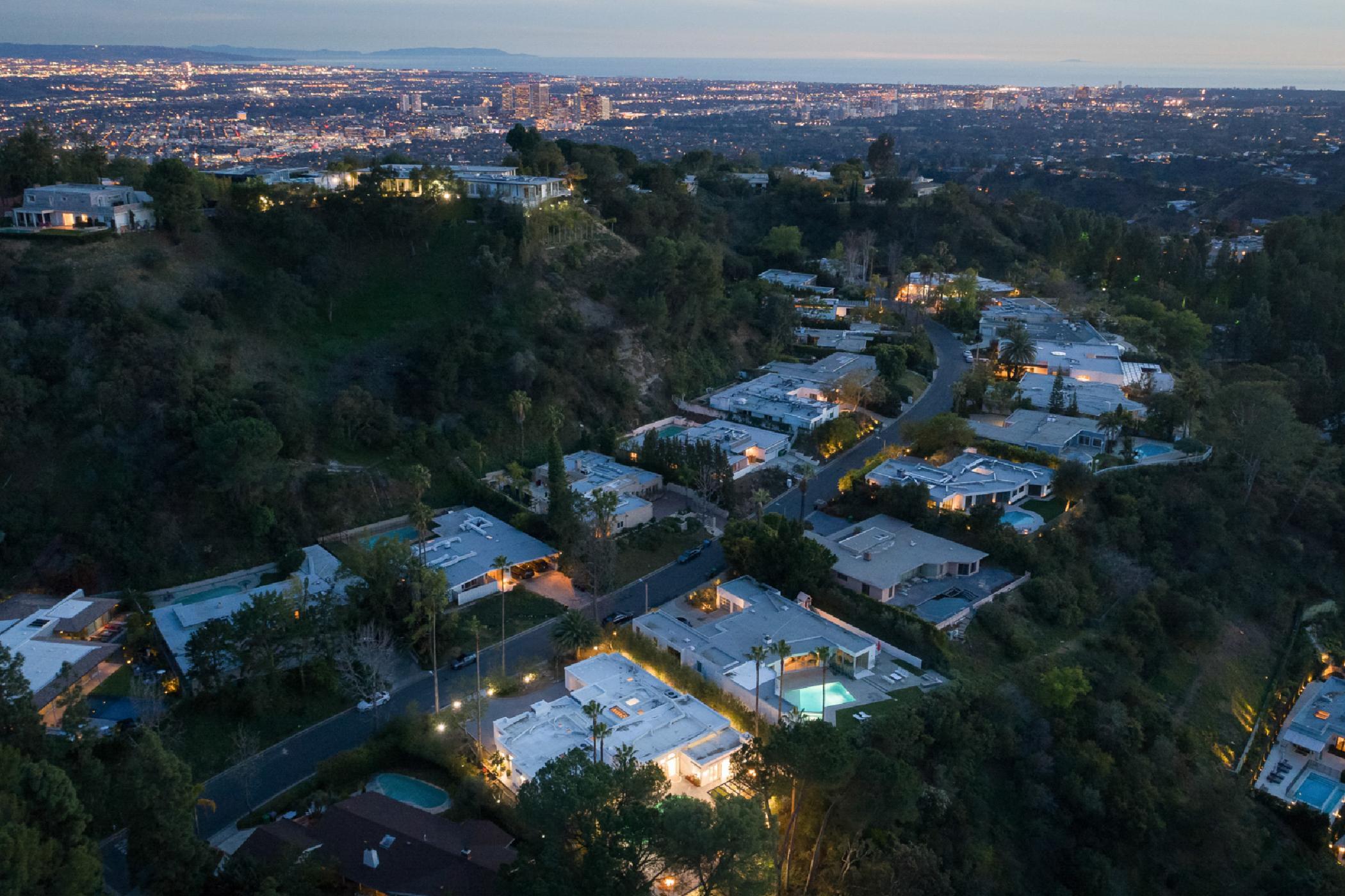 Beverly Hills Trousdale Villa