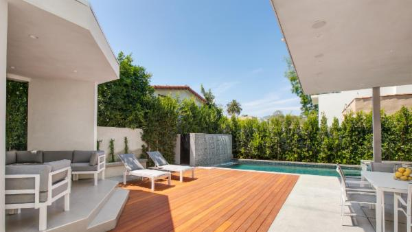 West Hollywood Modern Villa