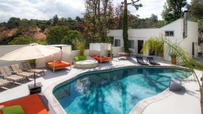 Beverly Hills Modern Estate