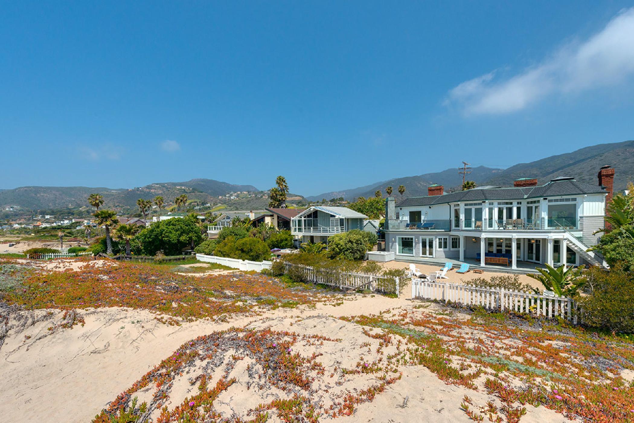 Malibu Beach Estate