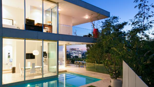 Hollywood Contemporary Villa