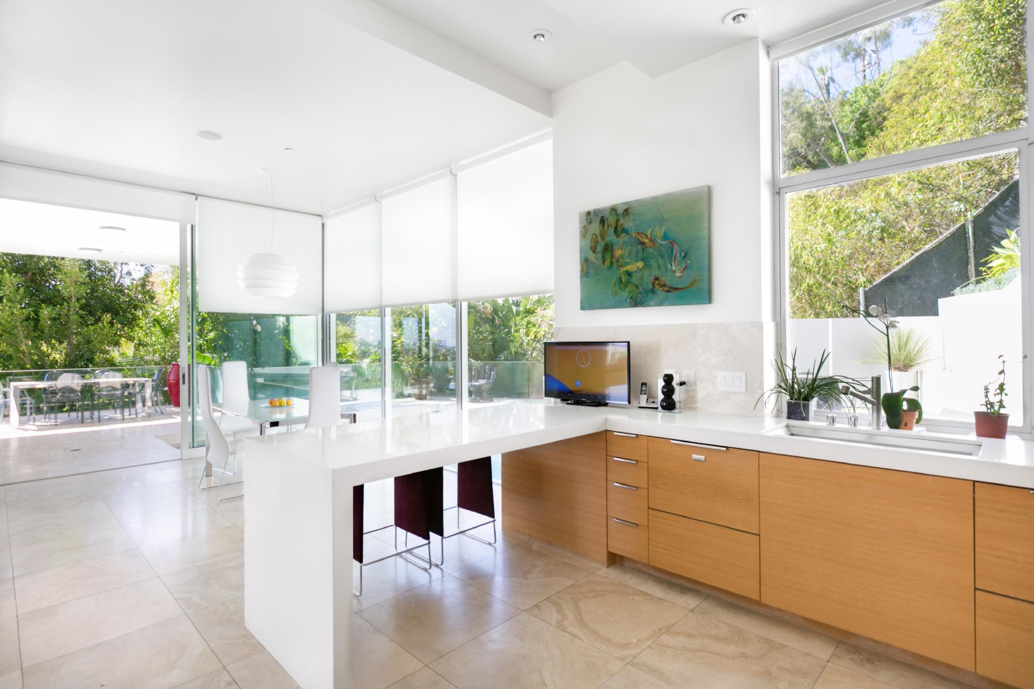 Hollywood Contemporary Villa