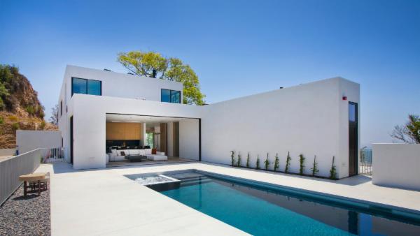 Hollywood Panoramic Estate