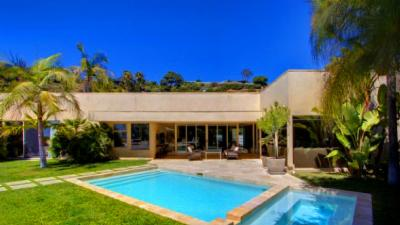Beverly Hills Modern Compound