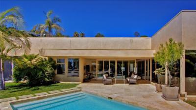 Beverly Hills Modern Villa