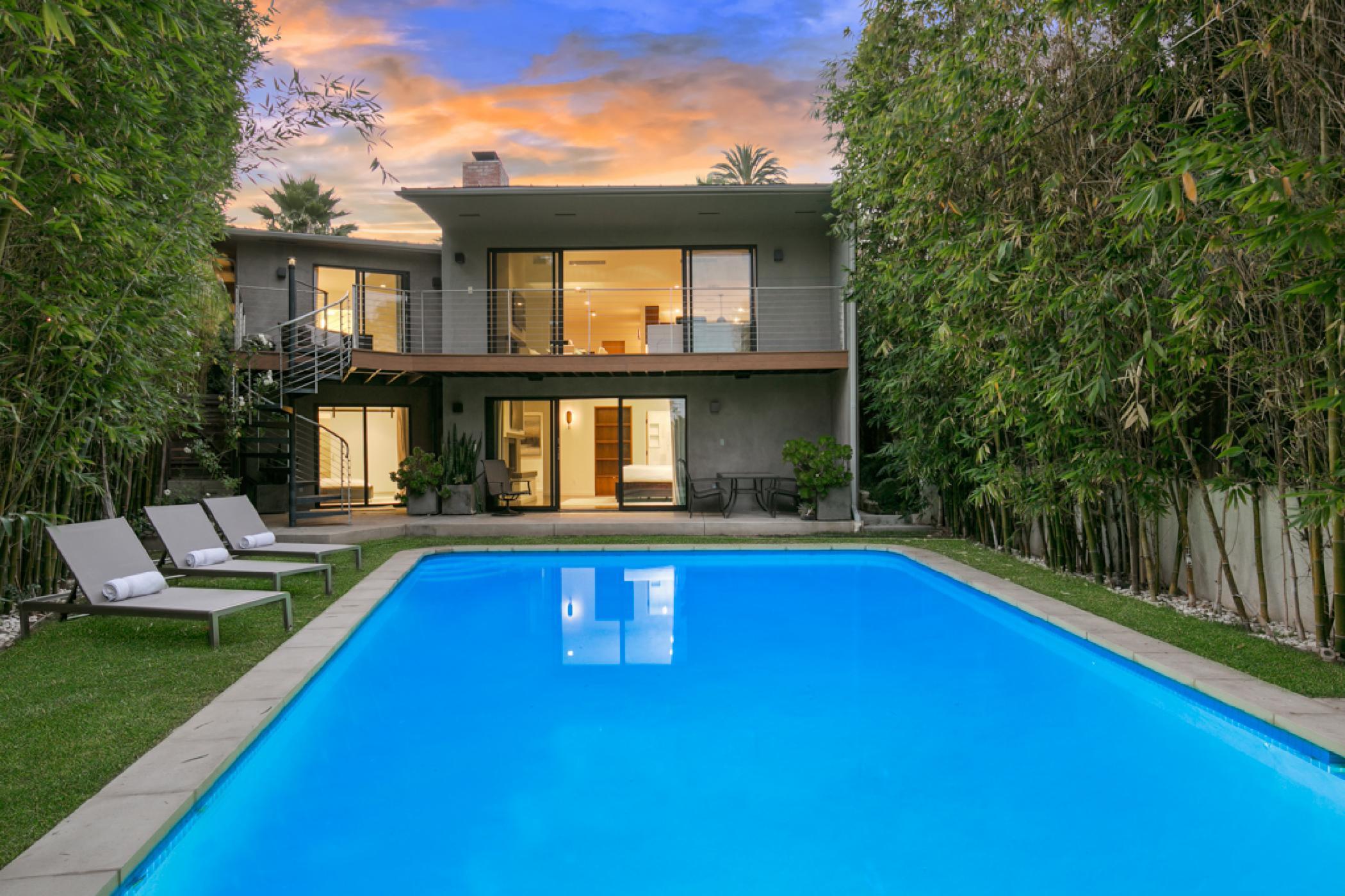 Modern Los Feliz Estate