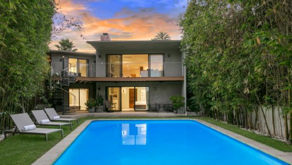Modern Los Feliz Estate