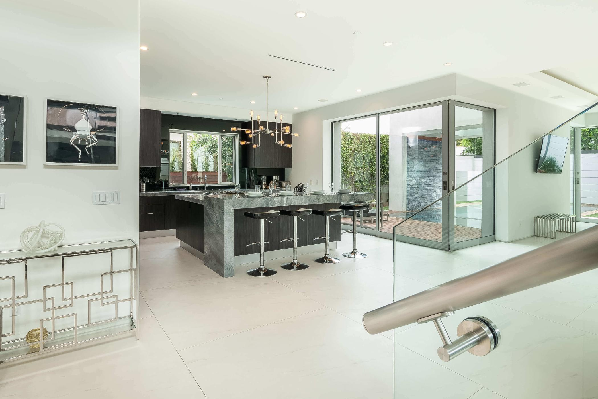 Modern Beverly Grove Villa