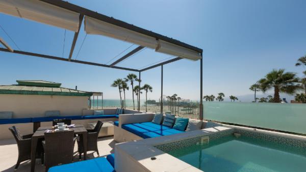 Santa Monica Blu U4