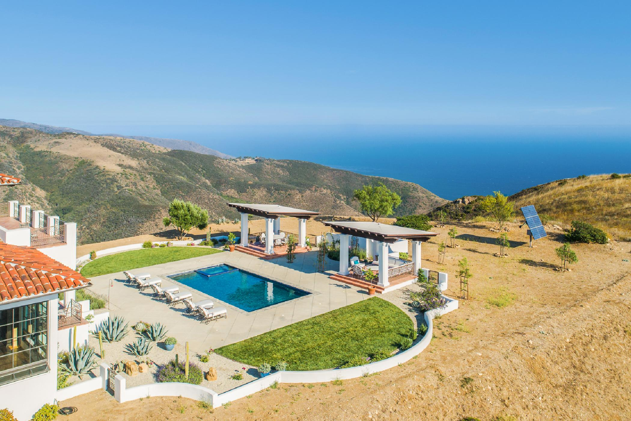 Malibu Luxury View Villa