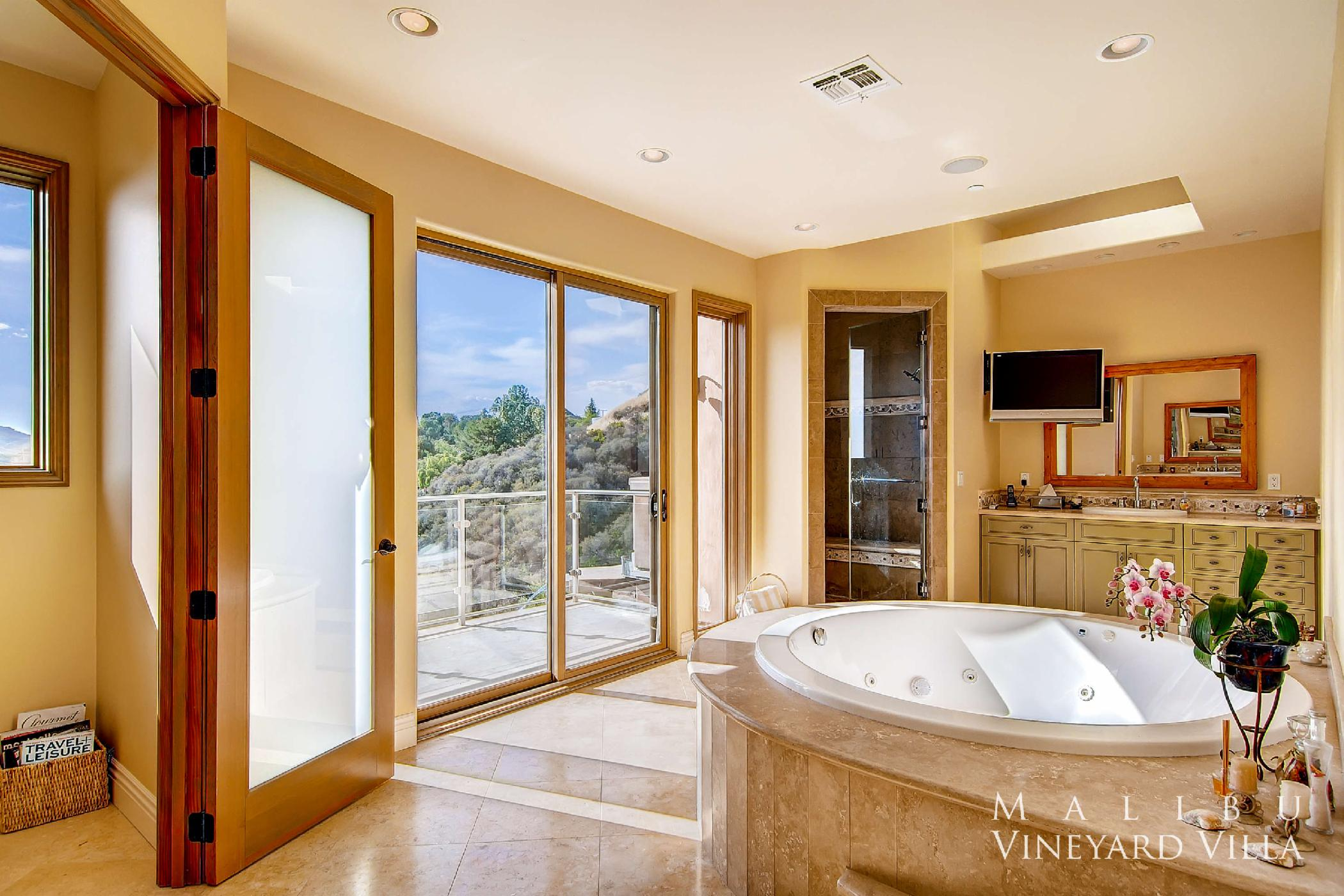 Malibu Vineyard Villa
