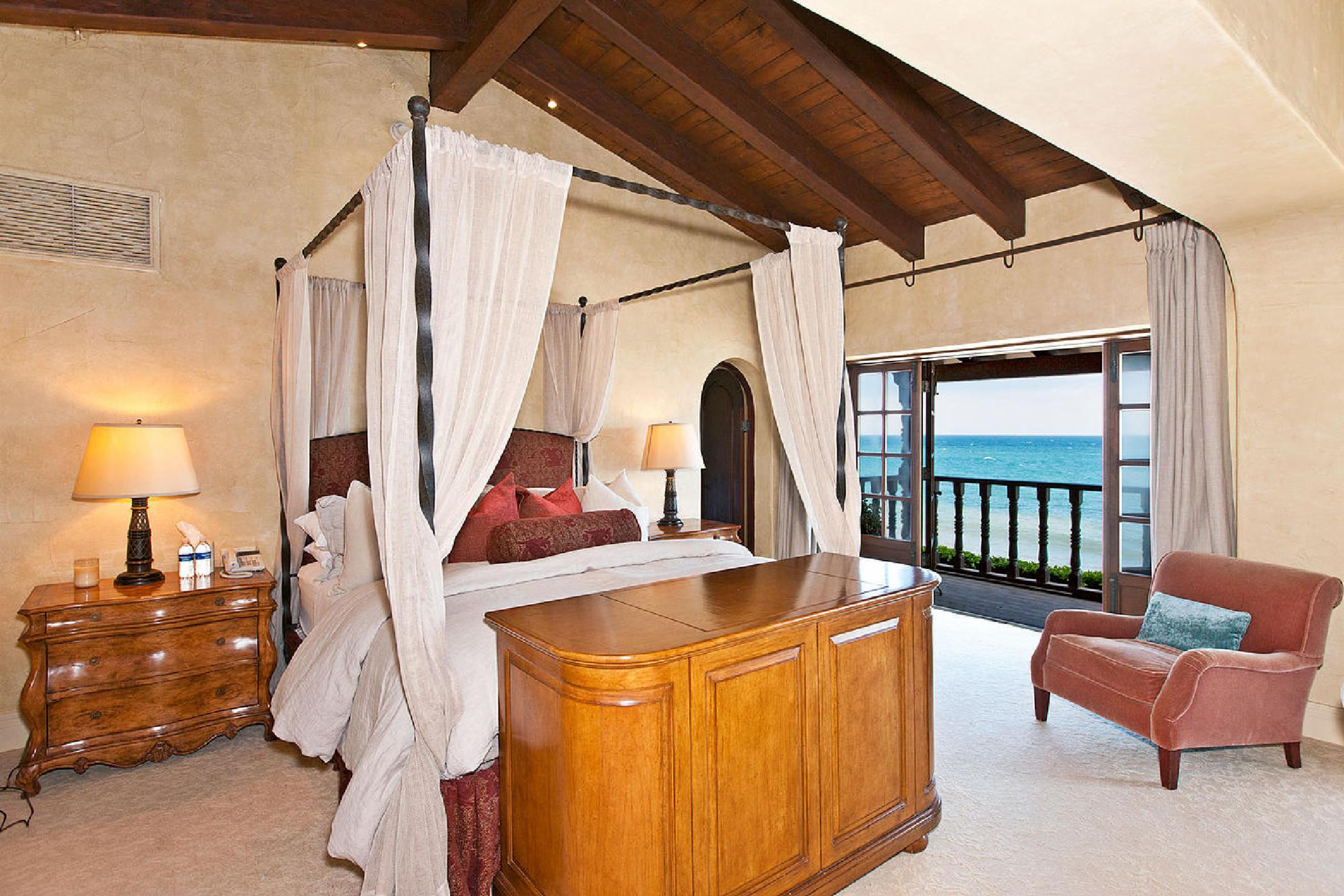 Malibu Spanish Villa