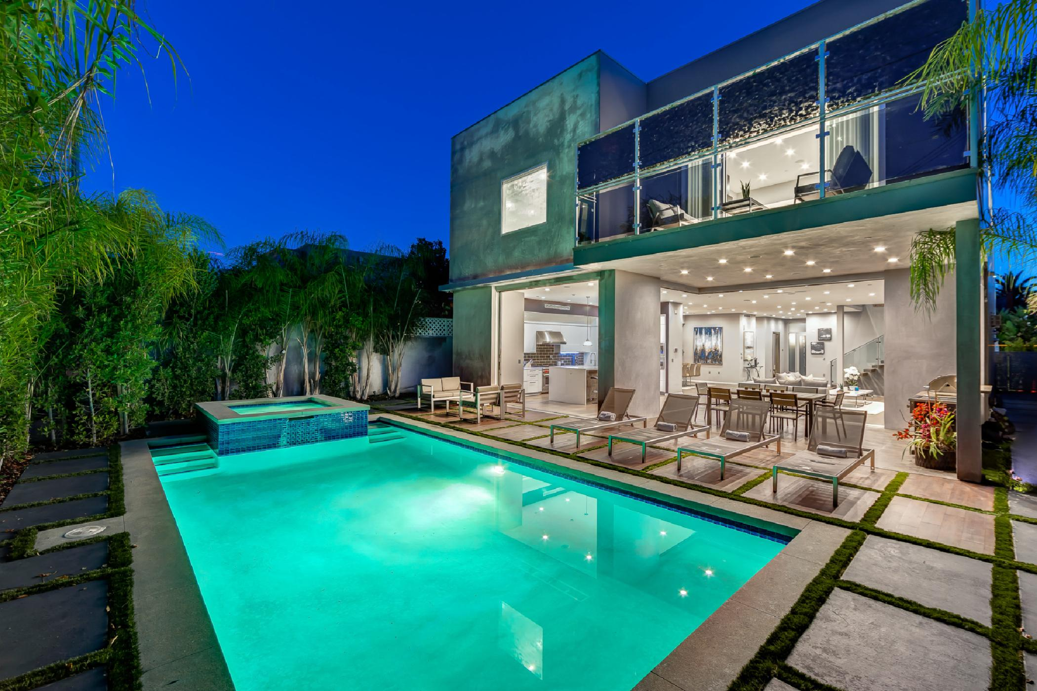 Beverly Grove Luxury Villa