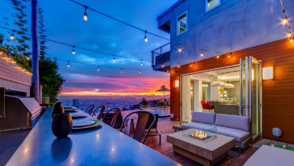 Hollywood Panoramic Infinity Villa