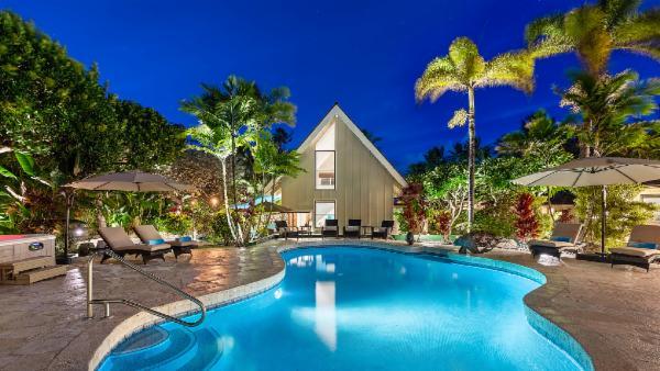 Kailua Shores Estate 8 Bedroom