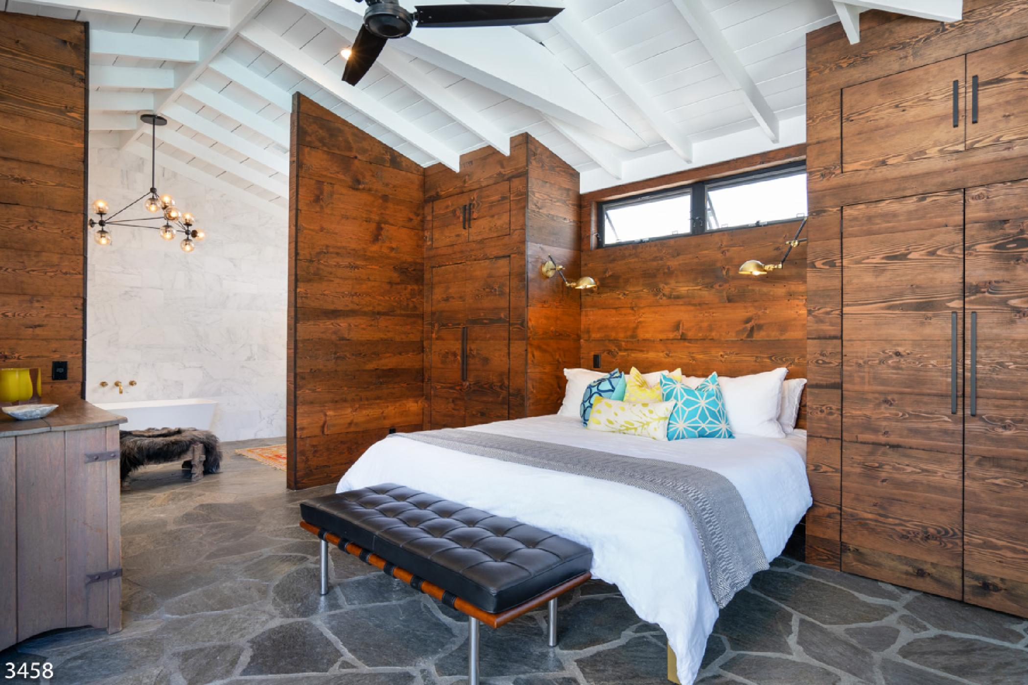 Boho-chic Abode with Meticulous Decor and Heated Pool