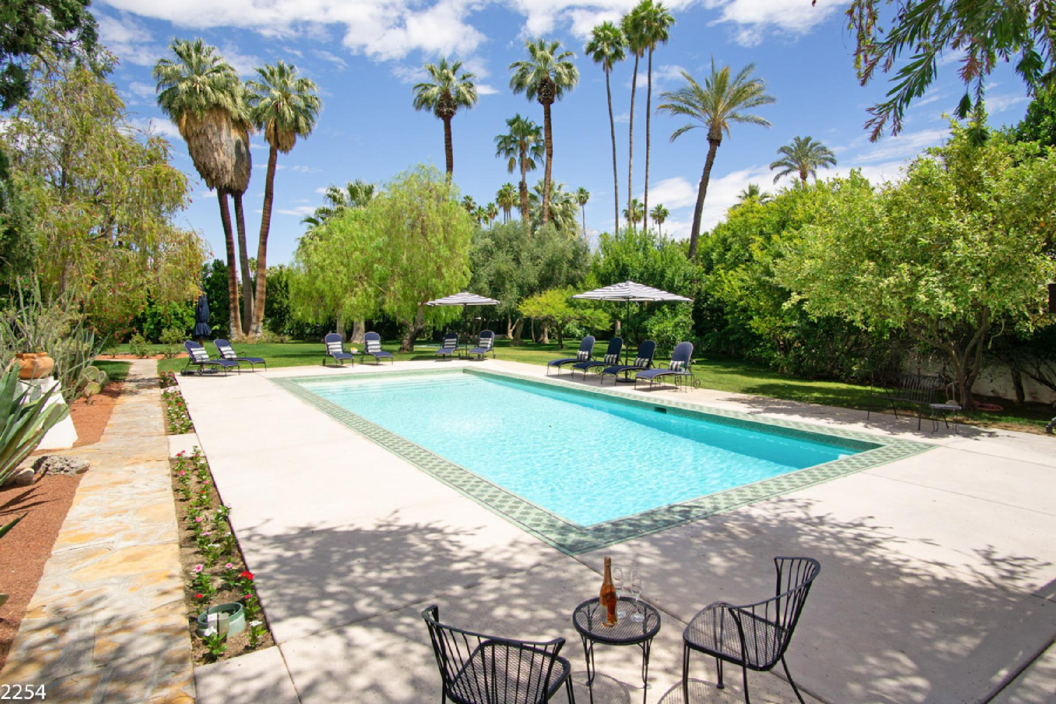 Dazzling Spanish Estate with Private Tennis Court and Amazing Gardens