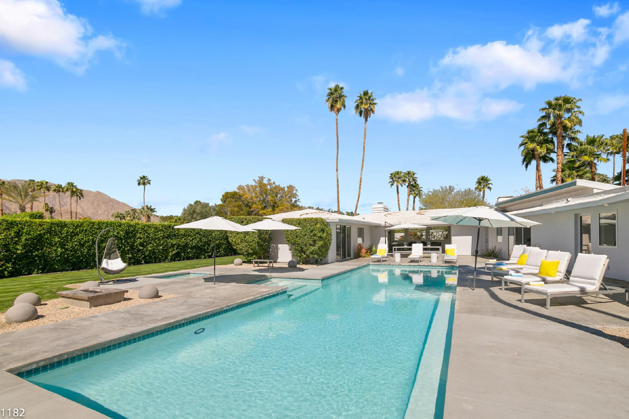 Jaw Dropping Villa with a Private Pool in the Movie Colony.