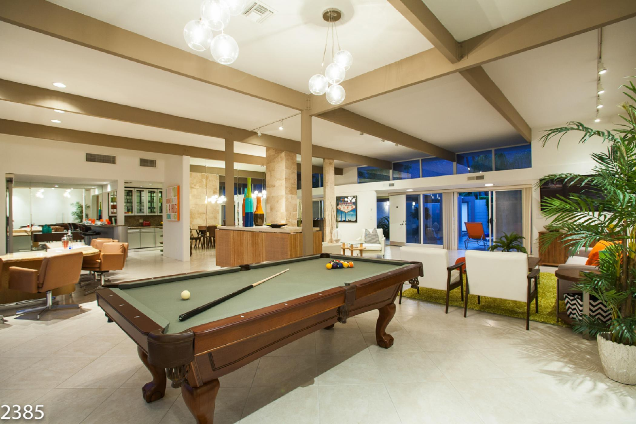 Luxurious Golf Retreat with Pool Table, Bar, and Private Pool