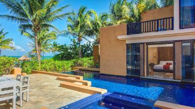 Villa Malaquita - Banyan Tree Beach