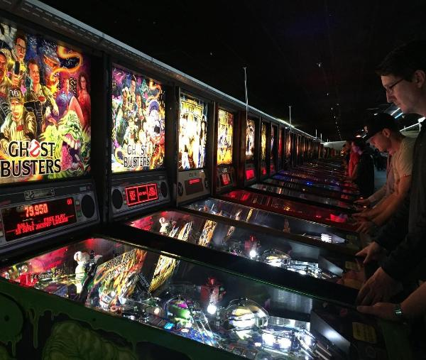 Things To Do In Palm Springs - Play 1,100 Pinball Machines