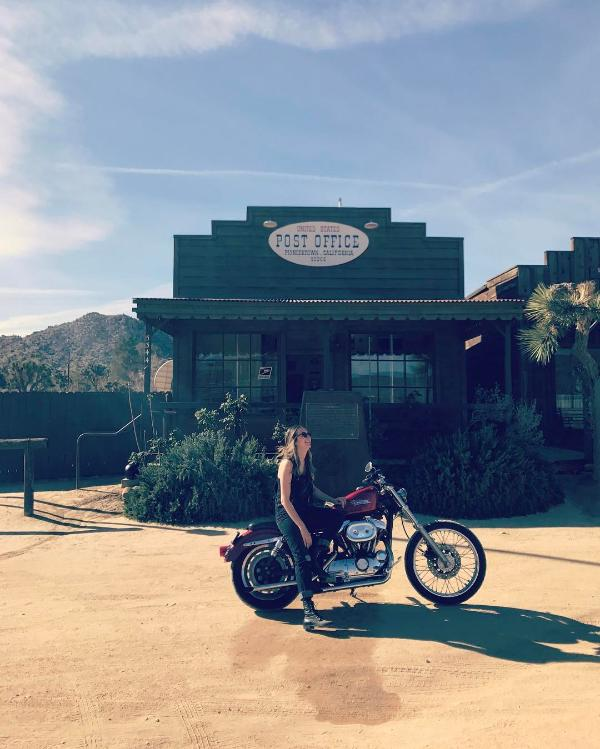 Palm Springs Attraction - Pioneertown Post Office