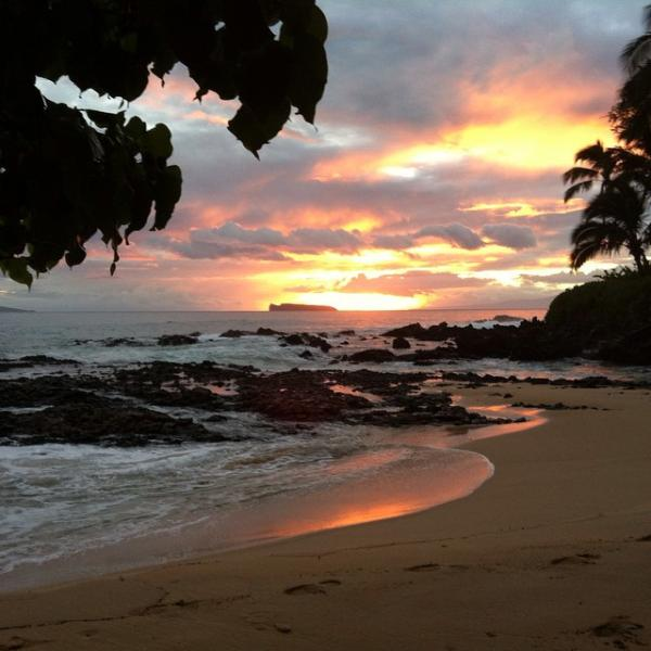 Ahihi Bay Maui