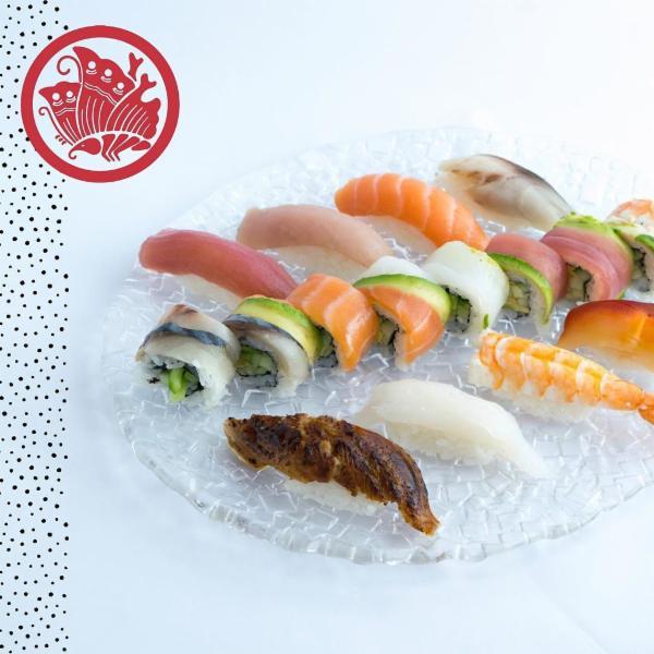 Irori Restaurant - Sushi Dish