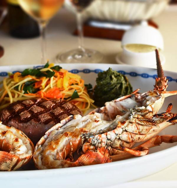 Lorenzillo's Restaurant Cancun