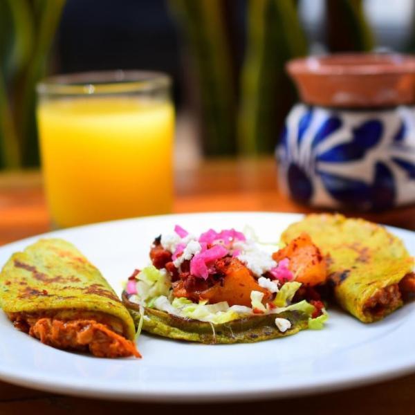 Marakame Cafe Cancun