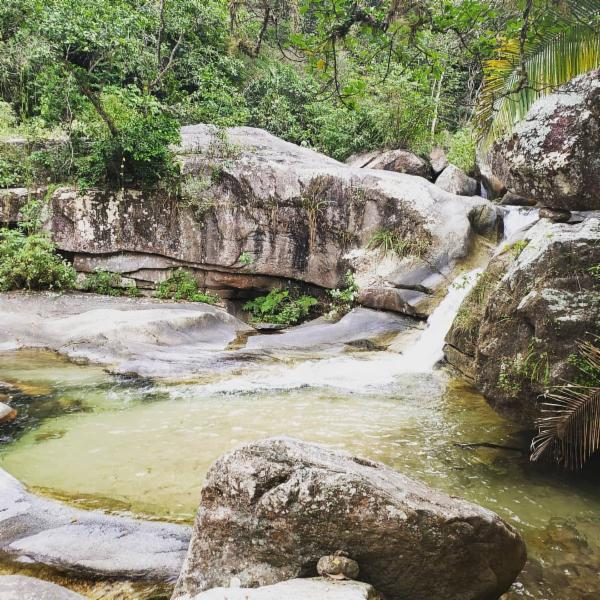EdenVa waterfall
