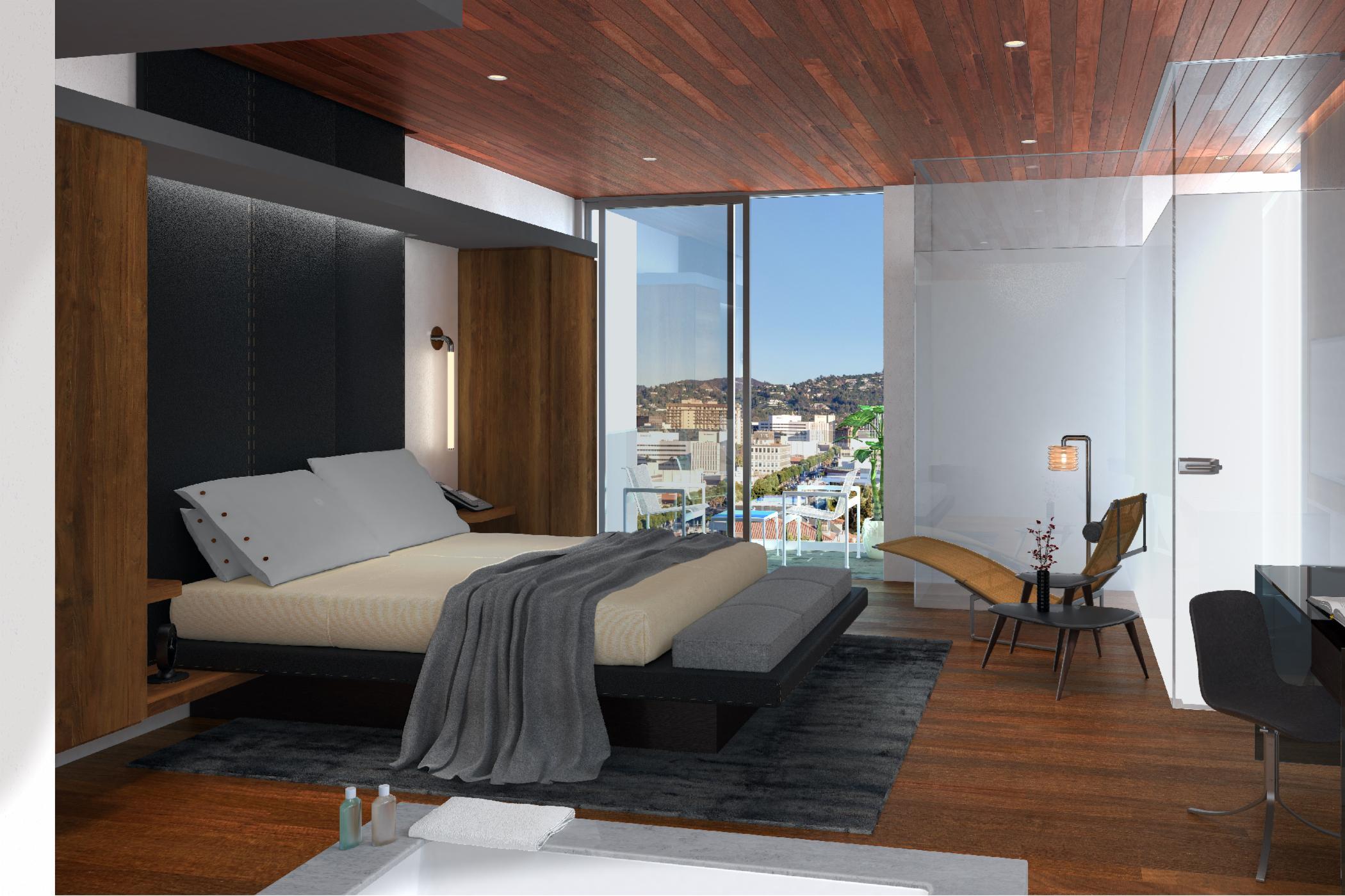Beverly Hills Panoramic View