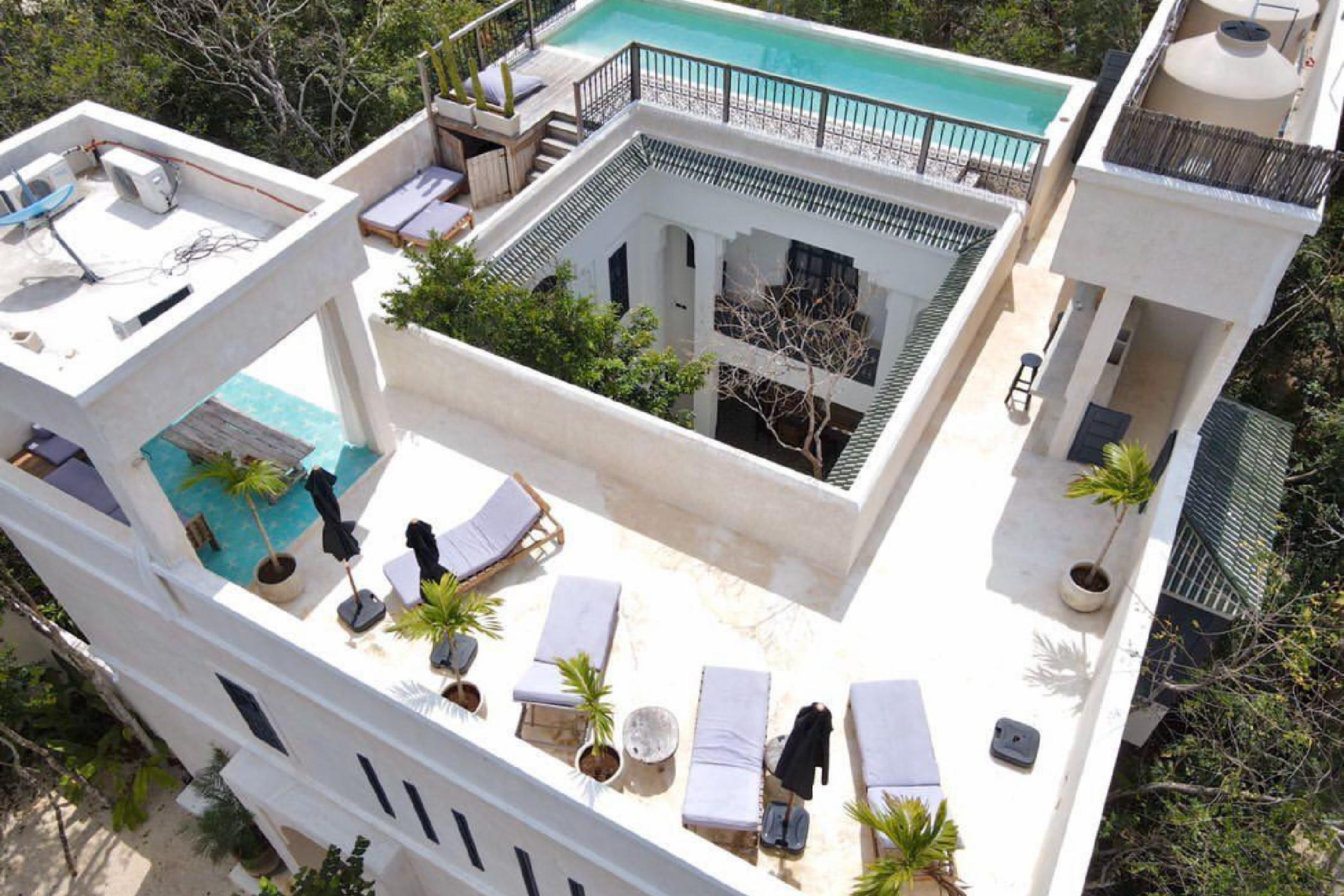 Villa en los Arboles